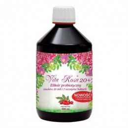 Vita Rosa 500 ml Suplement...