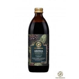 Naturalny sok z aronii 500ml Herbal Monasterium