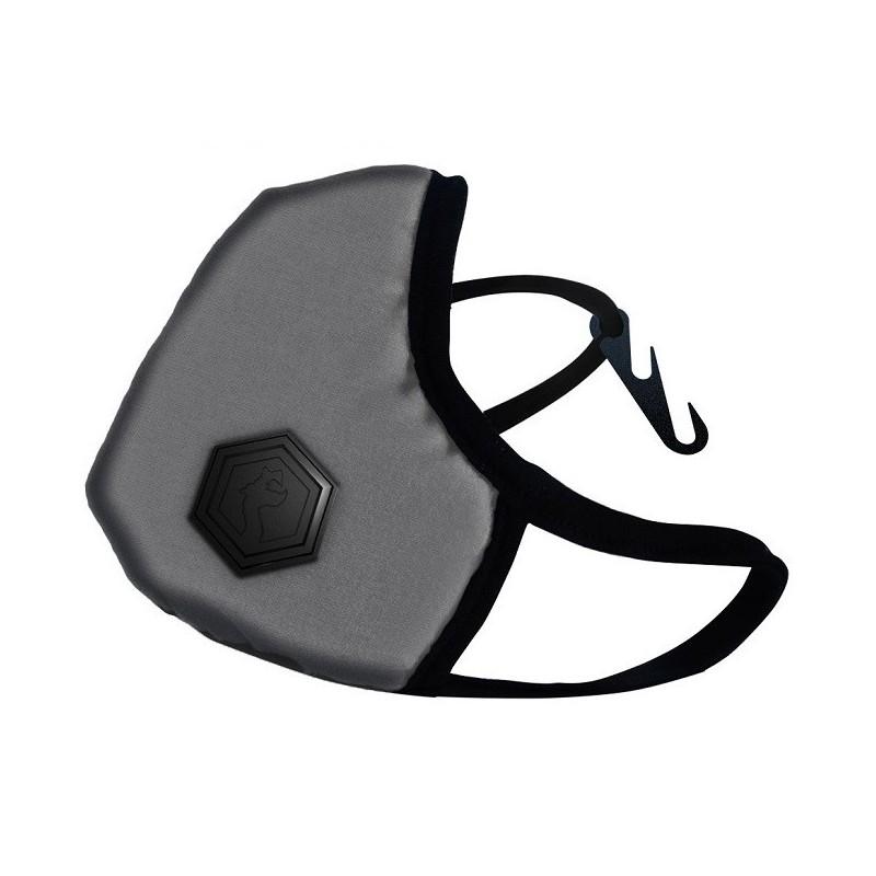 Maska DRAGON Casual II Black (L)