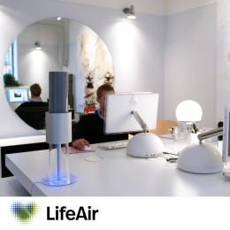 LIFEAIR Evolution – Oczyszczacz powietrza jonizator