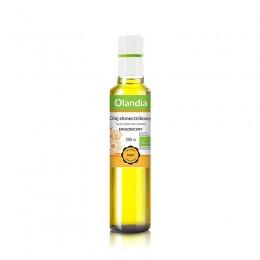 EKO Olej słonecznikowy 250 ml OLANDIA