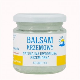 BALSAM KRZEMOWY uwodniona krzemionka Balsam Krzemowy prof. Tuszyńskiego