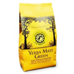 Mate Green LEMON 400g Yerba Mate ODPYLONA