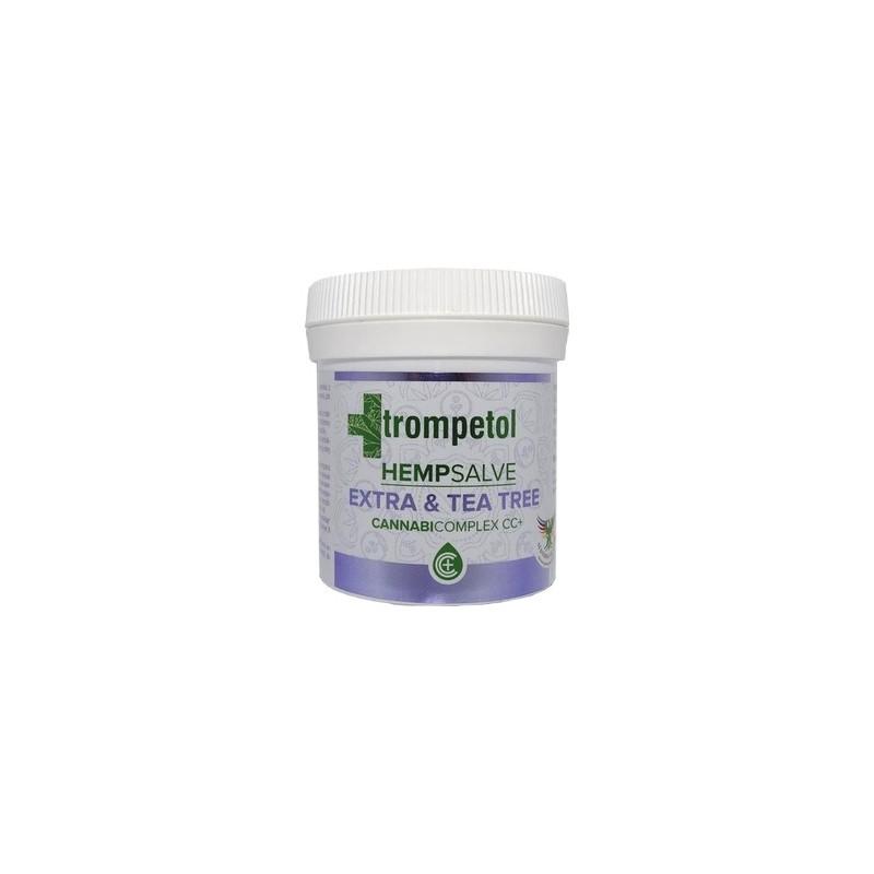 Maść Konopna CBD Trompetol & Tea Tree 100 ml Drzewo Herbaciane