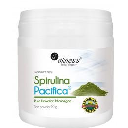 Spirulina Hawajska Pacyfica® proszek 90g Aliness