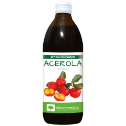 Acerola 500ml Alter Medica