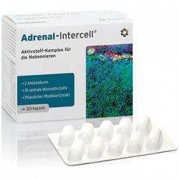 Adrenal Intercell 120 kapsułek