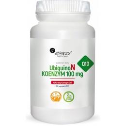 UbiquinoN Naturalny KOENZYM Q10 100mg 100 Vege kapsułek