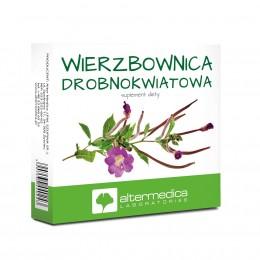 Wierzbownica drobnokwiatowa - 60 tabletek układ moczowy prostata łagodzenie objawów menopauzy