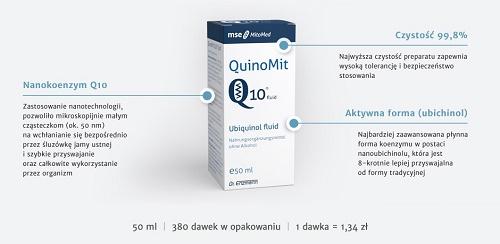 Quinomit 50 ml